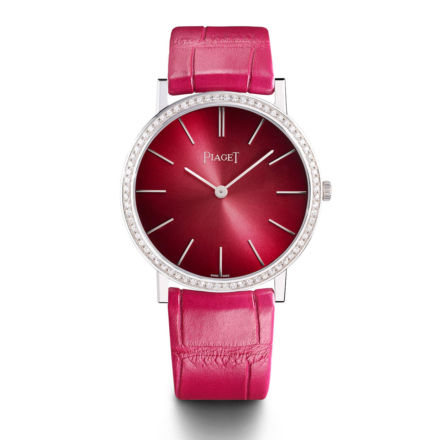 Piaget Classic ultra-thin Altiplano watch