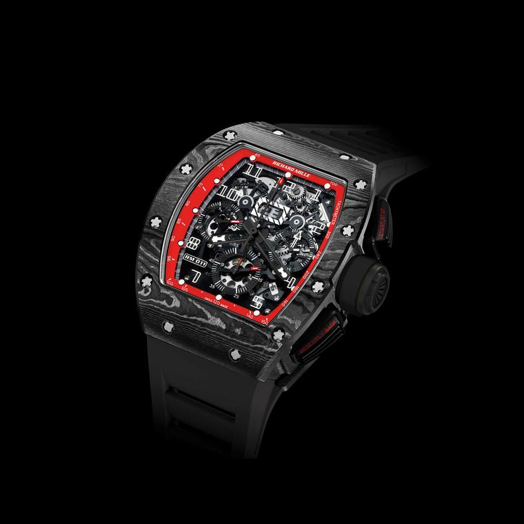 Richard Mille RM 011 Black Night watch