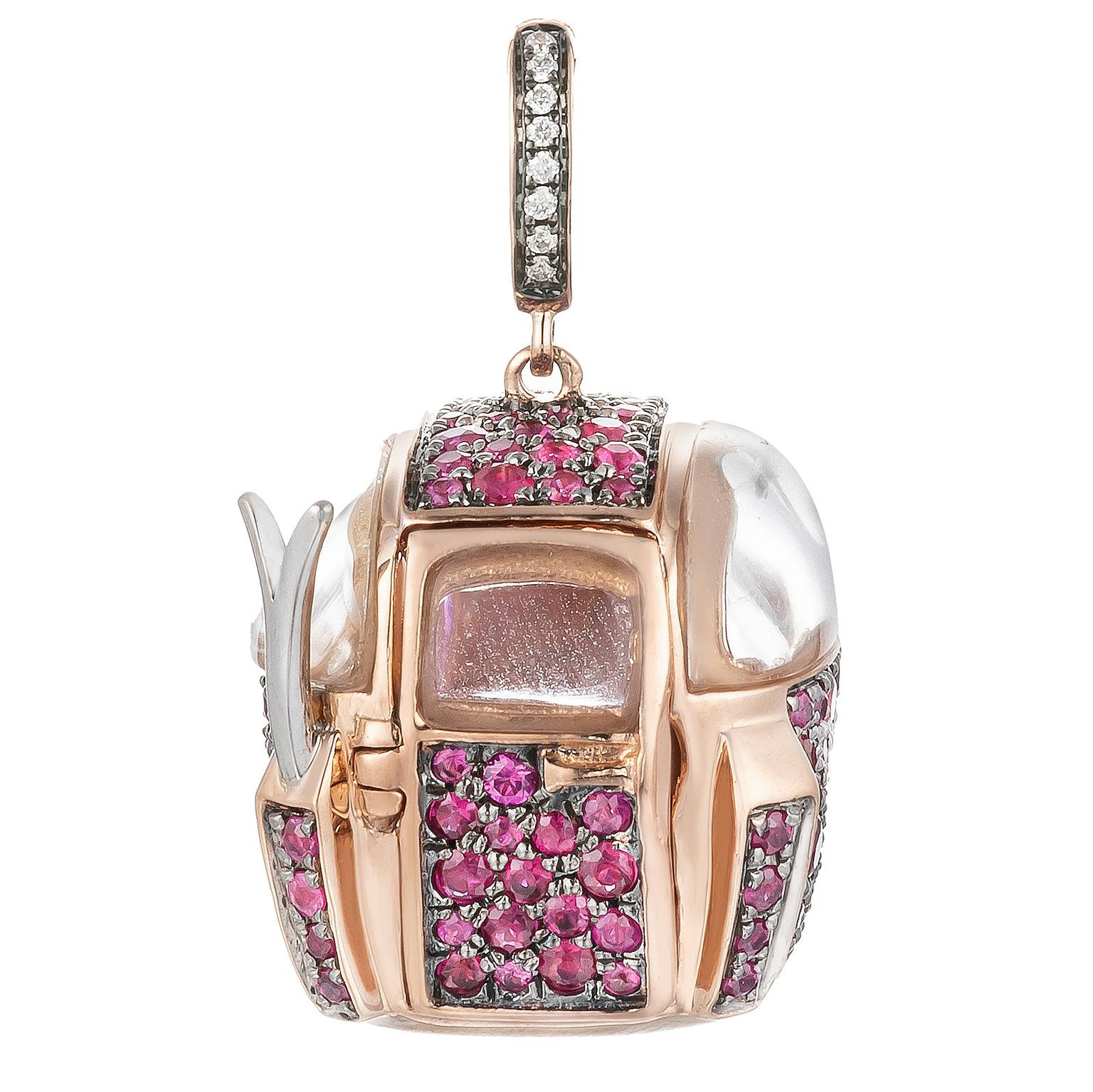 Annoushka My Life in 7 Charms, Cable Car charm