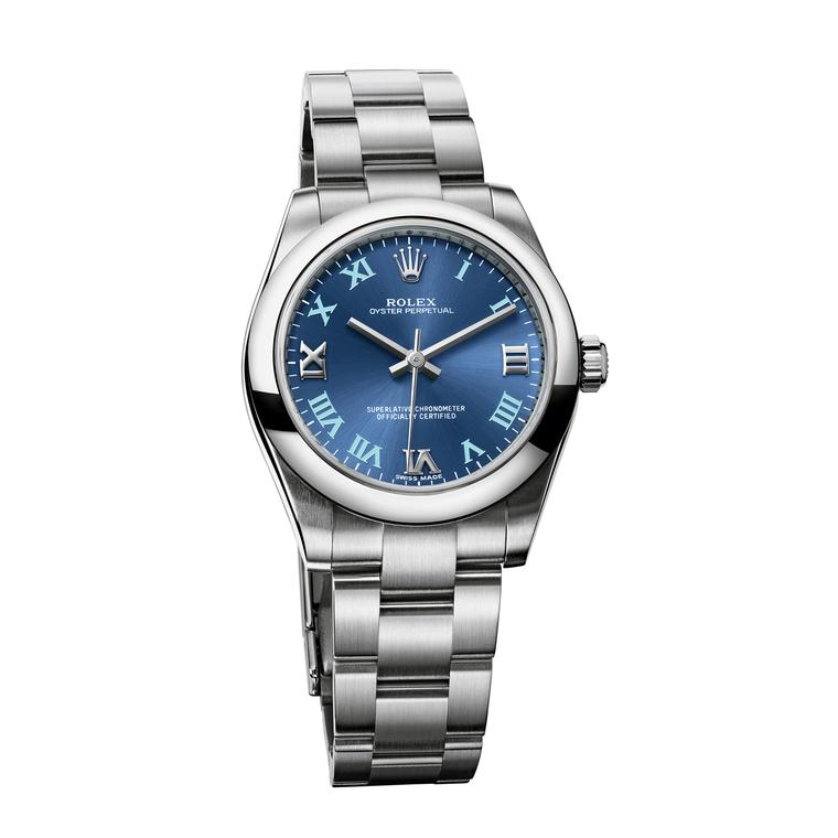 Oyster Perpetual 31mm 904L watch in steel