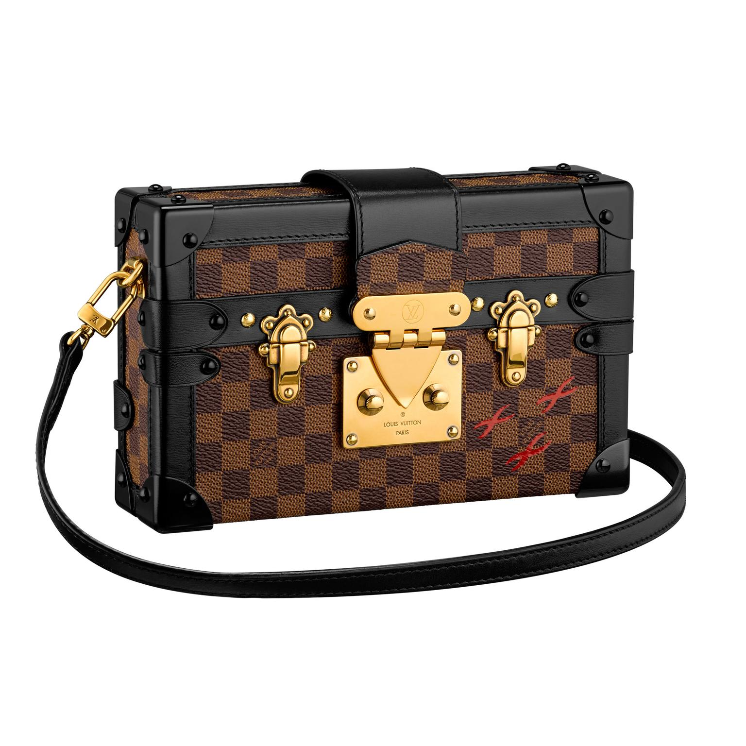 Louis Vuitton Petite Maille in Damier