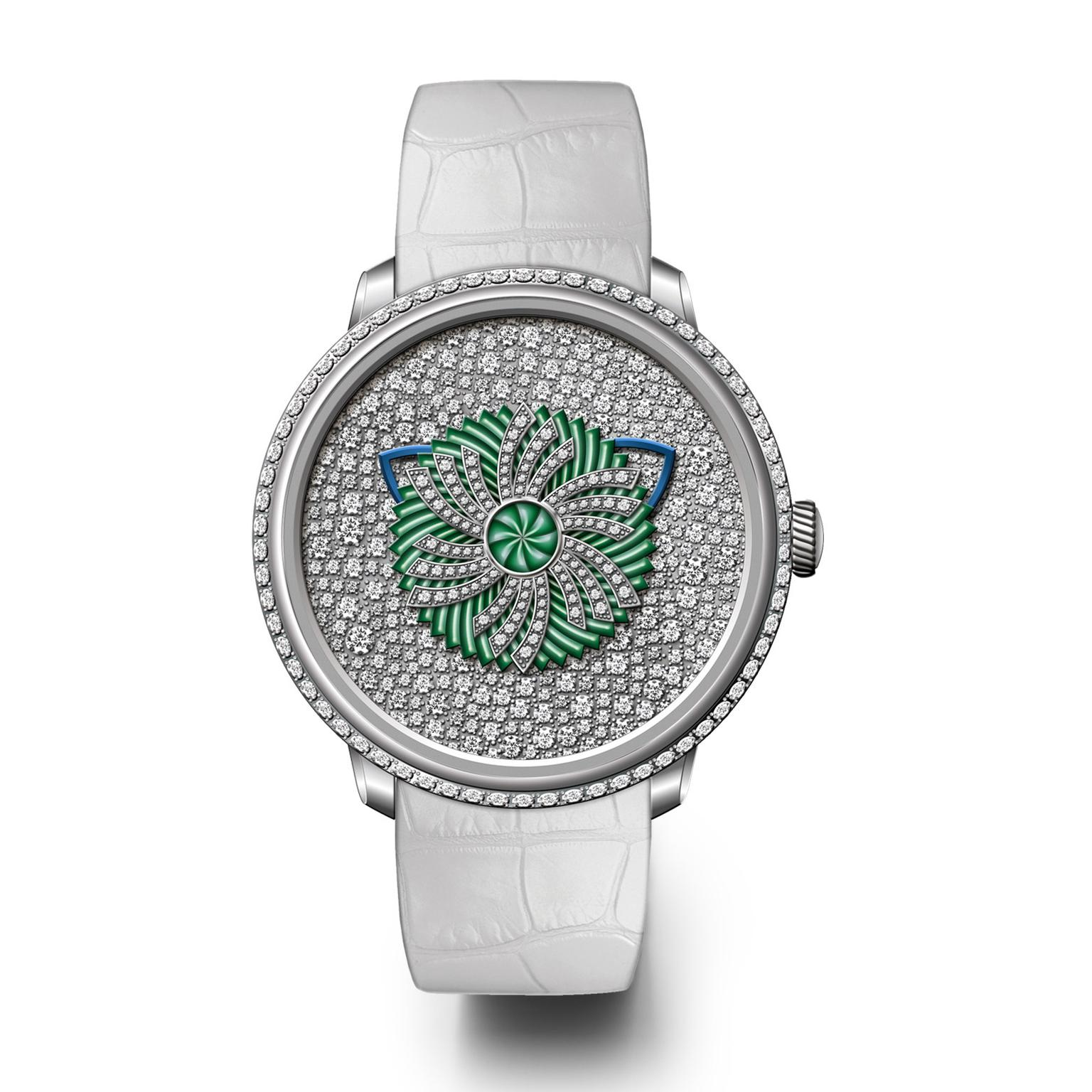 Fabergé Dalliance Lady Libertine II watch