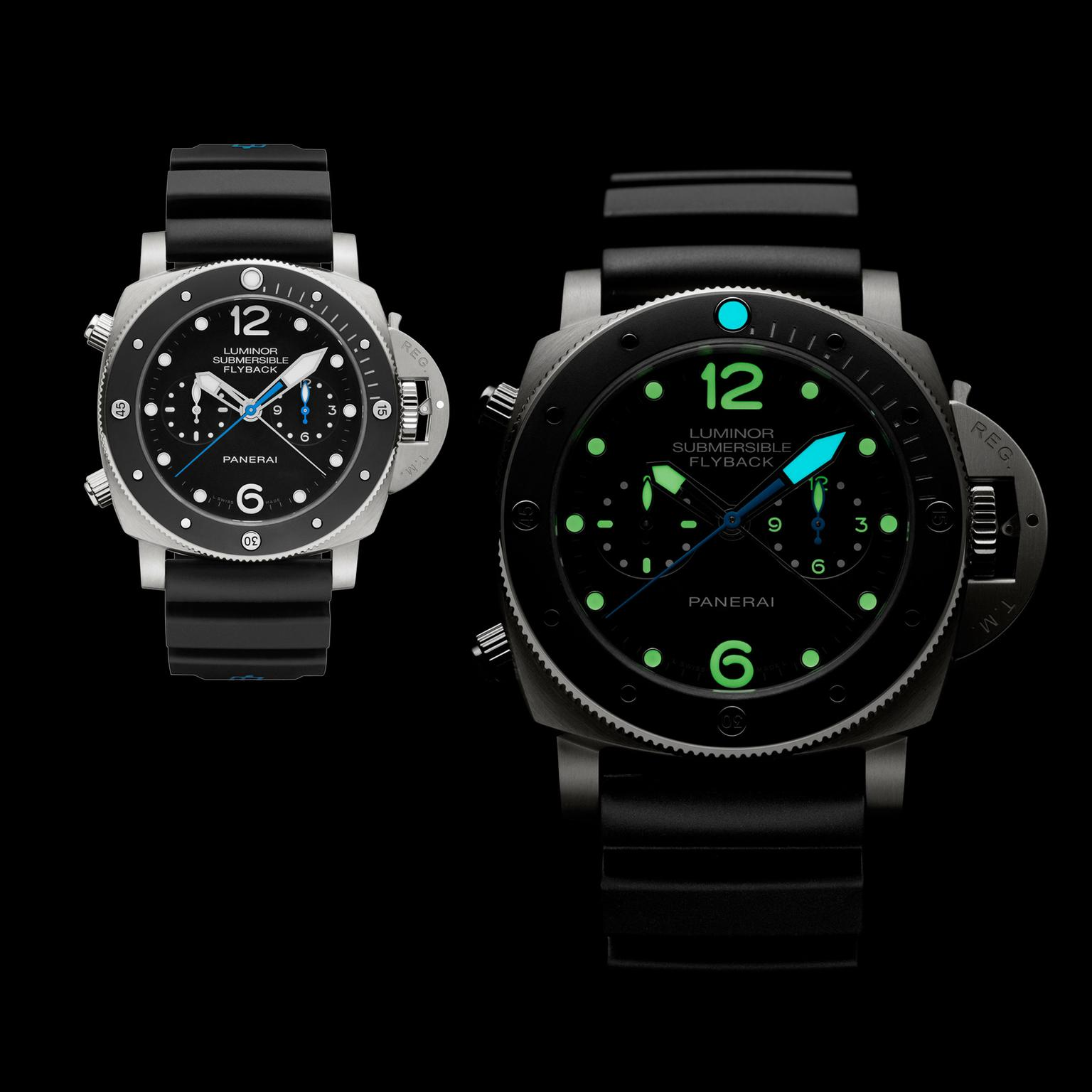 Panerai Luminor 1950 Submersible watch