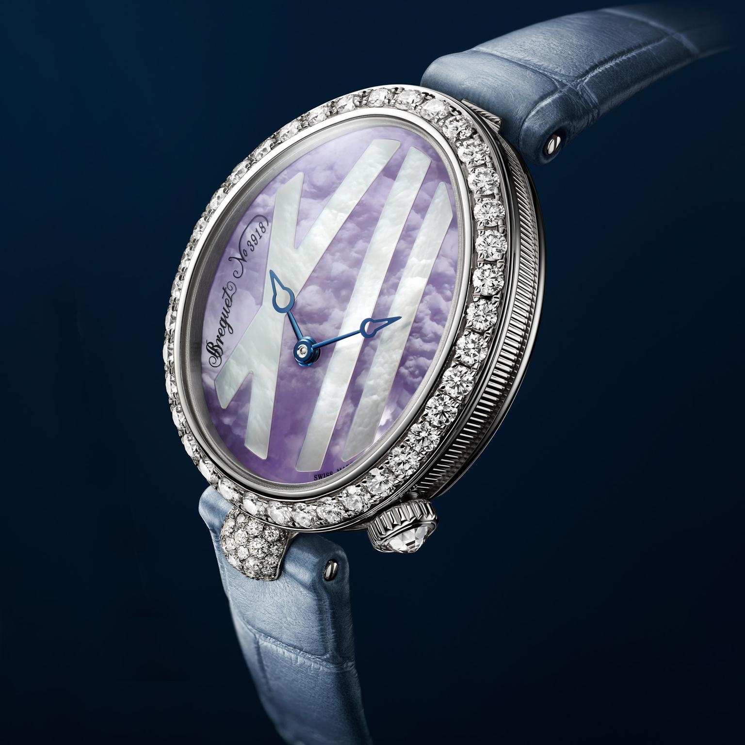 Breguet Reine de Naples Princesse Mini 9818 watch
