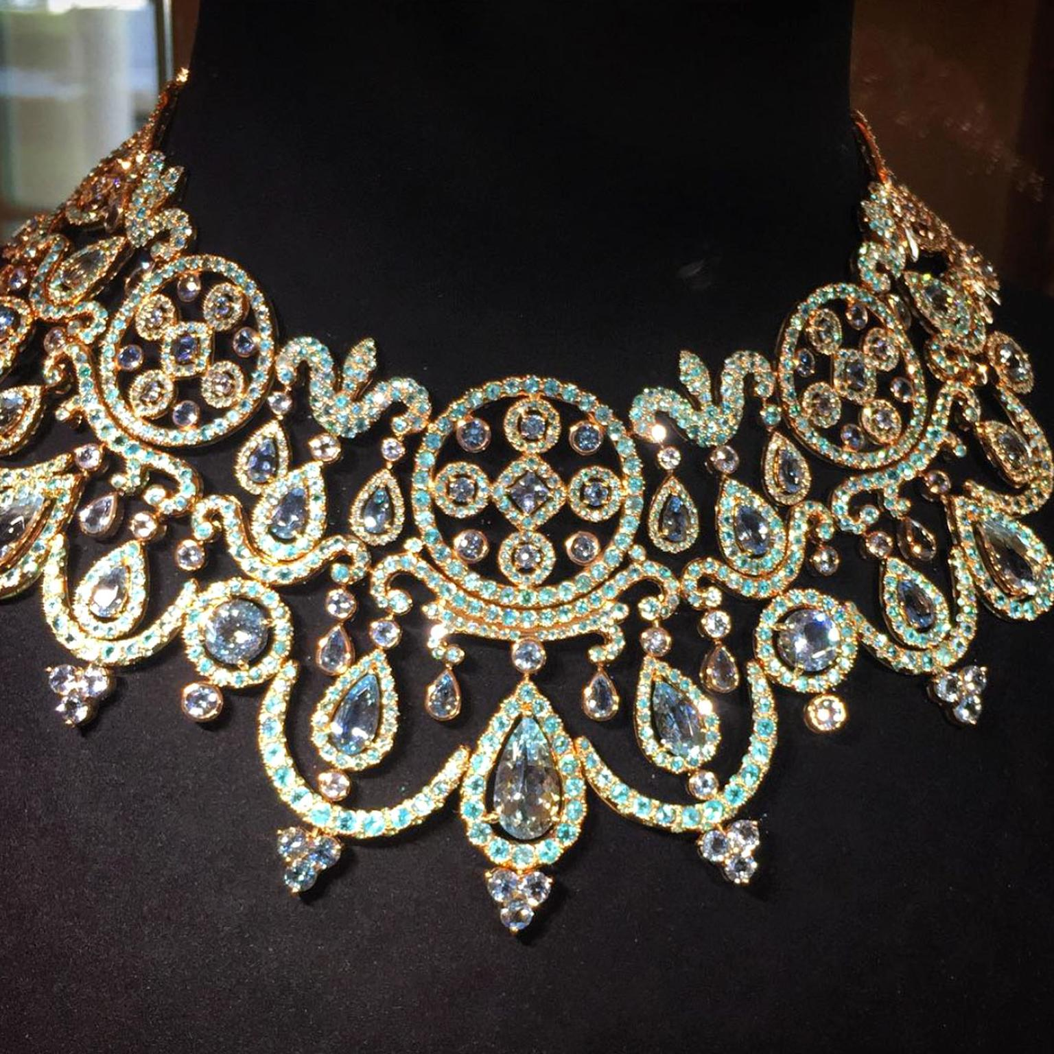 Giampiero Bodino necklace TJE Instagram