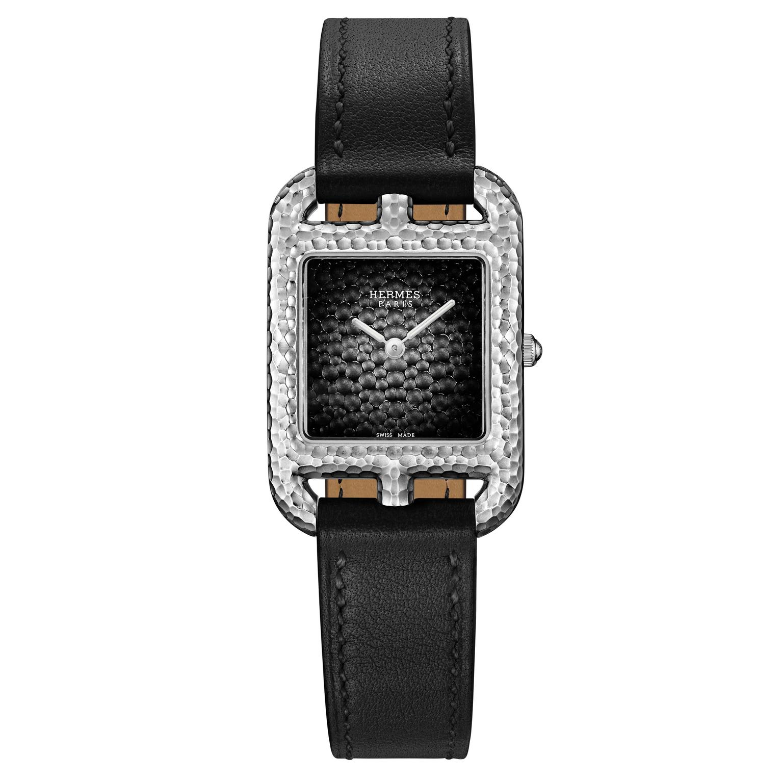 Hermes Cape Cod Martelee watch