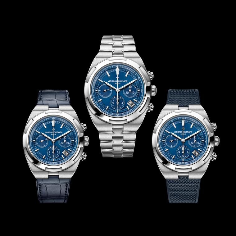 Vacheron Constantin Overseas watches