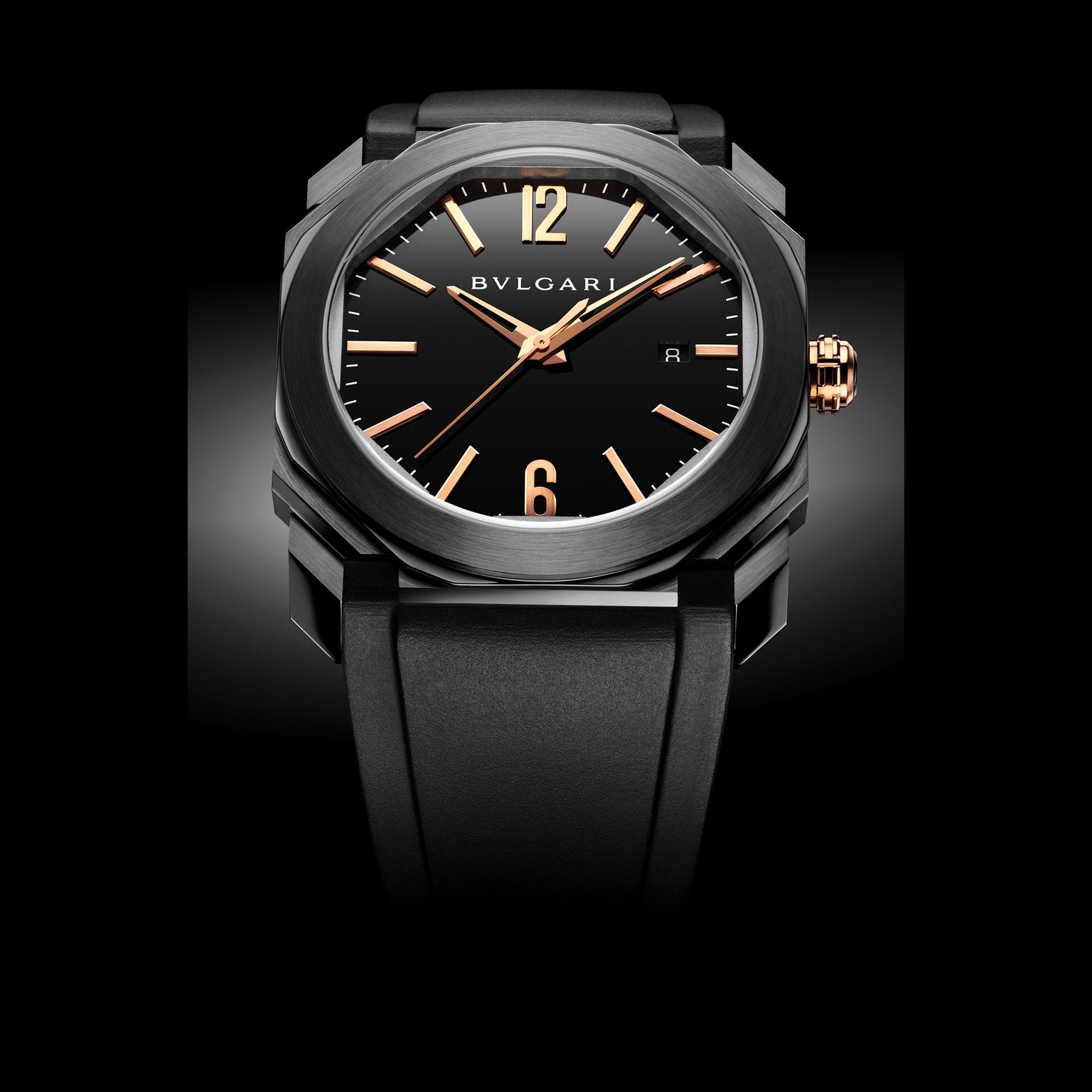 Bulgari Octo Tuttonero watch