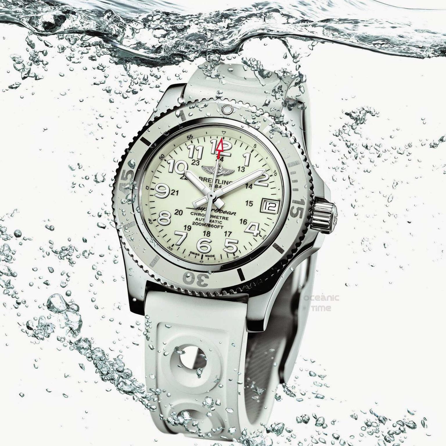 Breitling Superocean II for women