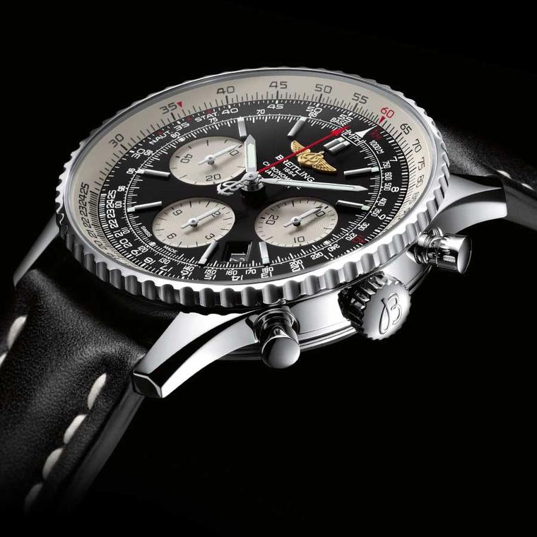 Breitling Navitimer 01 watch in steel