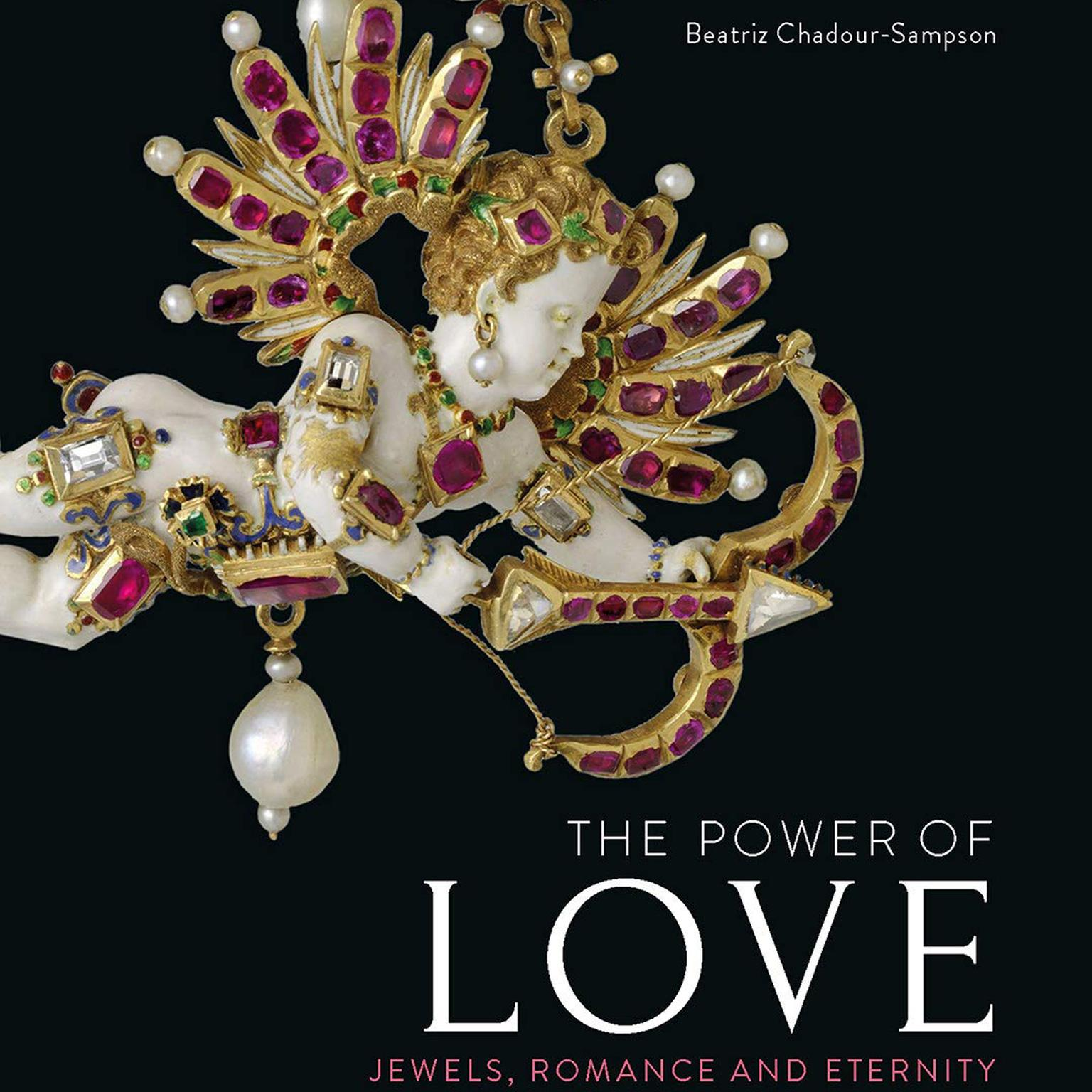 The power of Love by Baetriz Chadour-Sampson