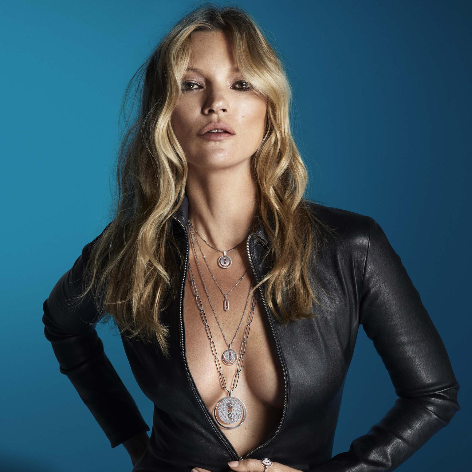 Messika Paris Lucky Move Kate Moss