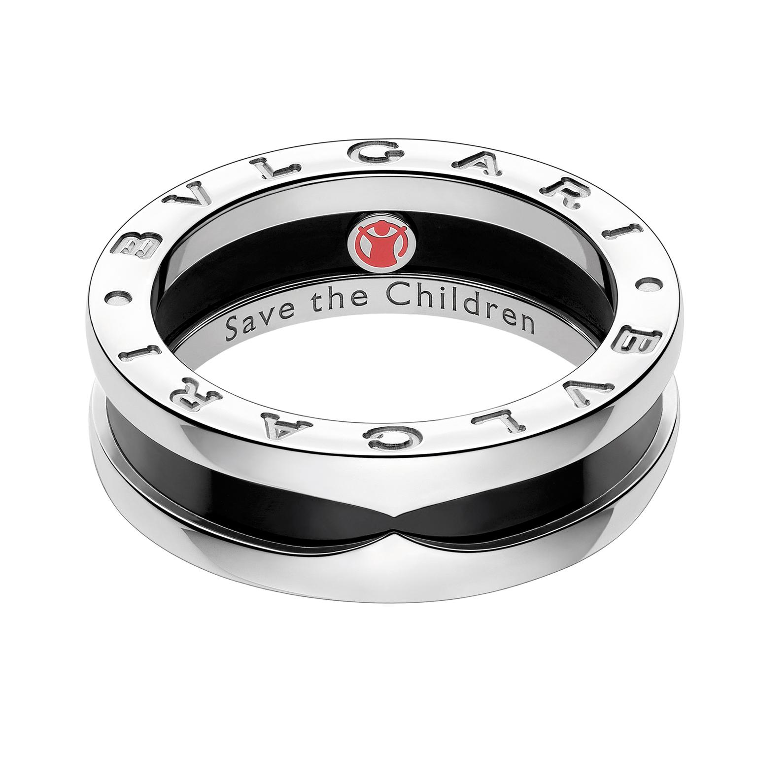 Bulgari Save the Children ring