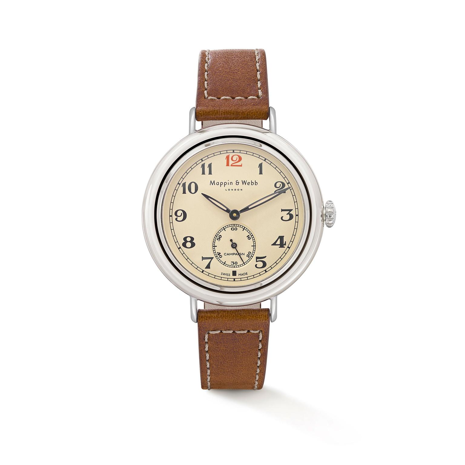 Mappin & Webb Campaign watch - limited edition