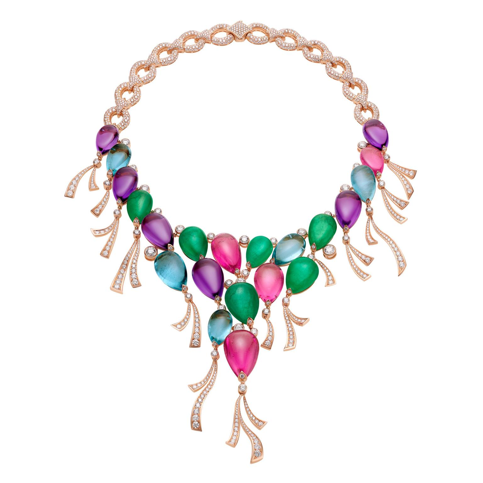 Bulgari Festa Palloncini balloon necklace