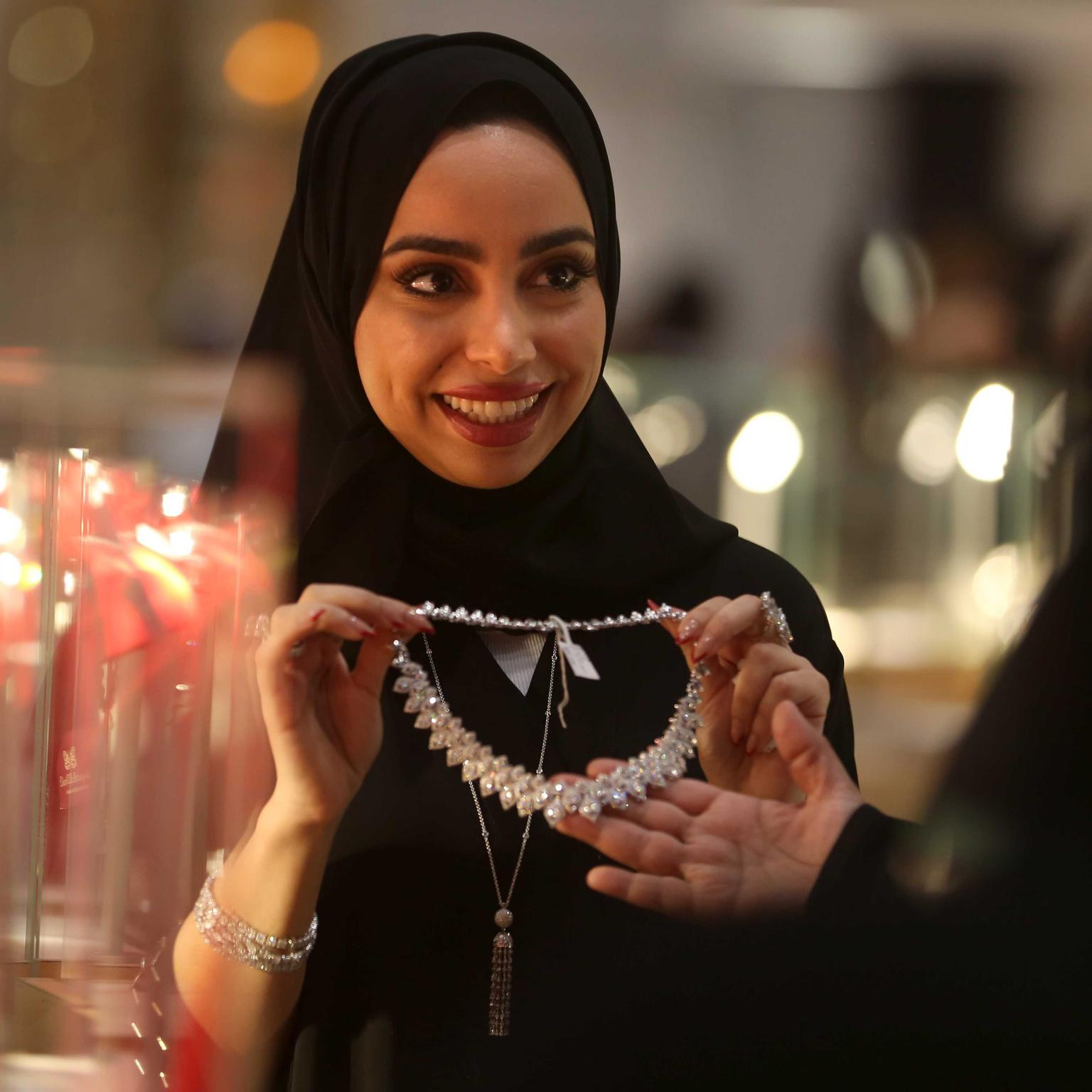 Now in its 15th year, the Doha Jewellery and Watch Exhibition is a selling show