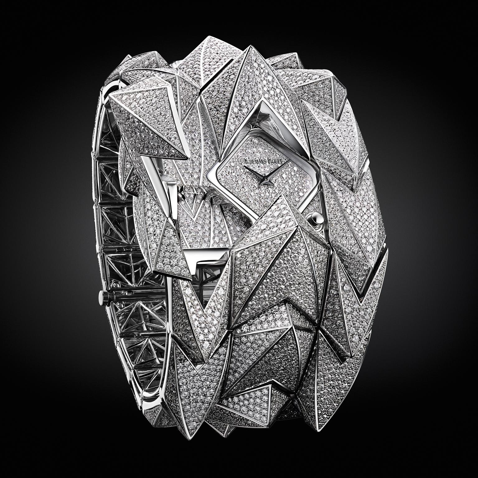 Audemars Piguet Diamond Fury watch