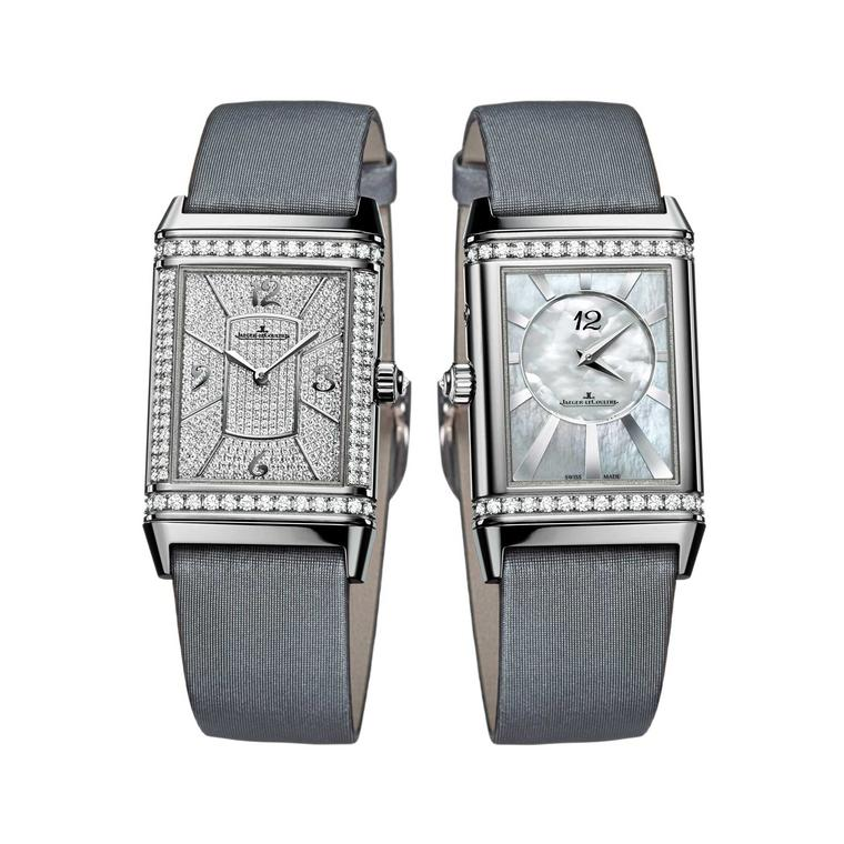 Jaeger-LeCoultre London: a temple of diamond watches