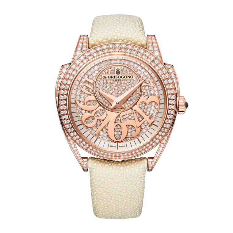 de GRISOGONO Eccentrica ladies' watch