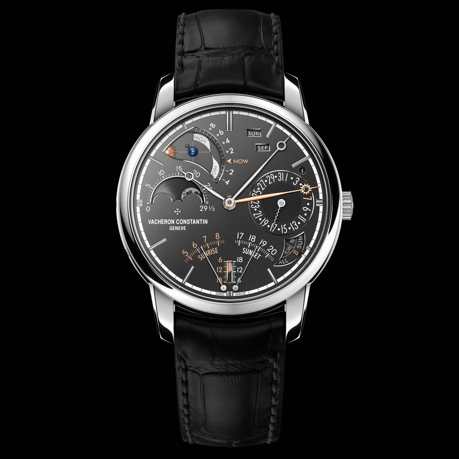 Vacheron Constantin Celestia Astronomical Grand Complication watch