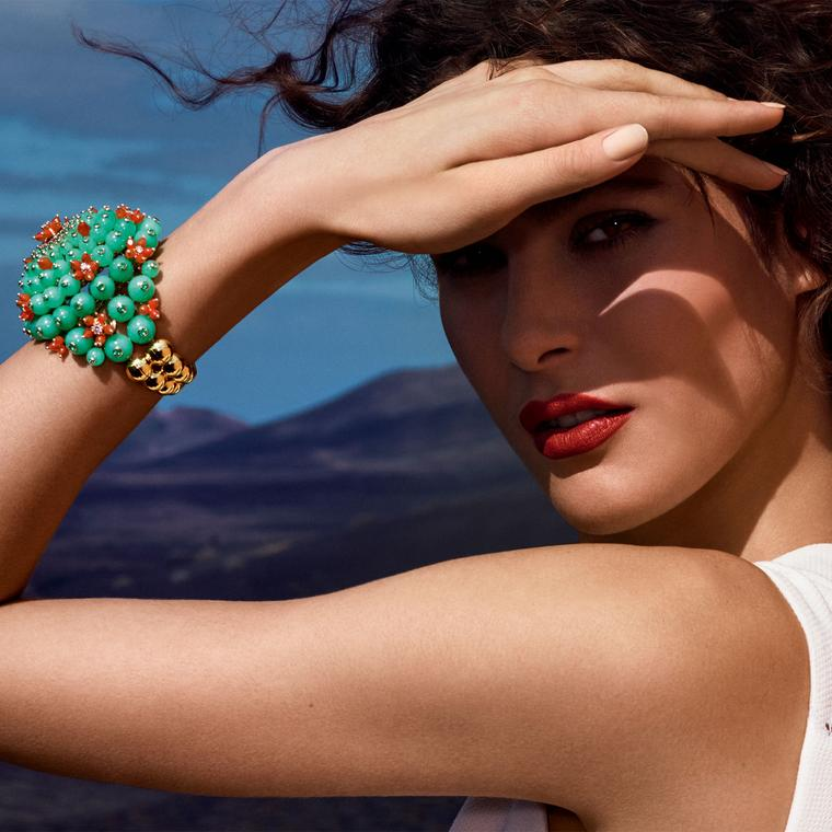 Prickly customer: the launch of Cactus de Cartier