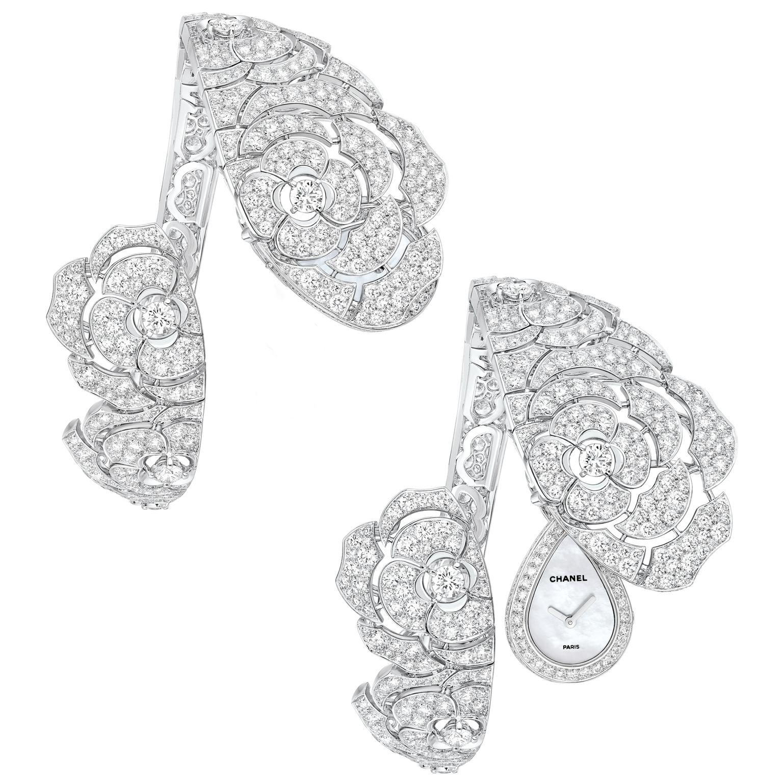 Chanel Gabrielle Chanel secret watch
