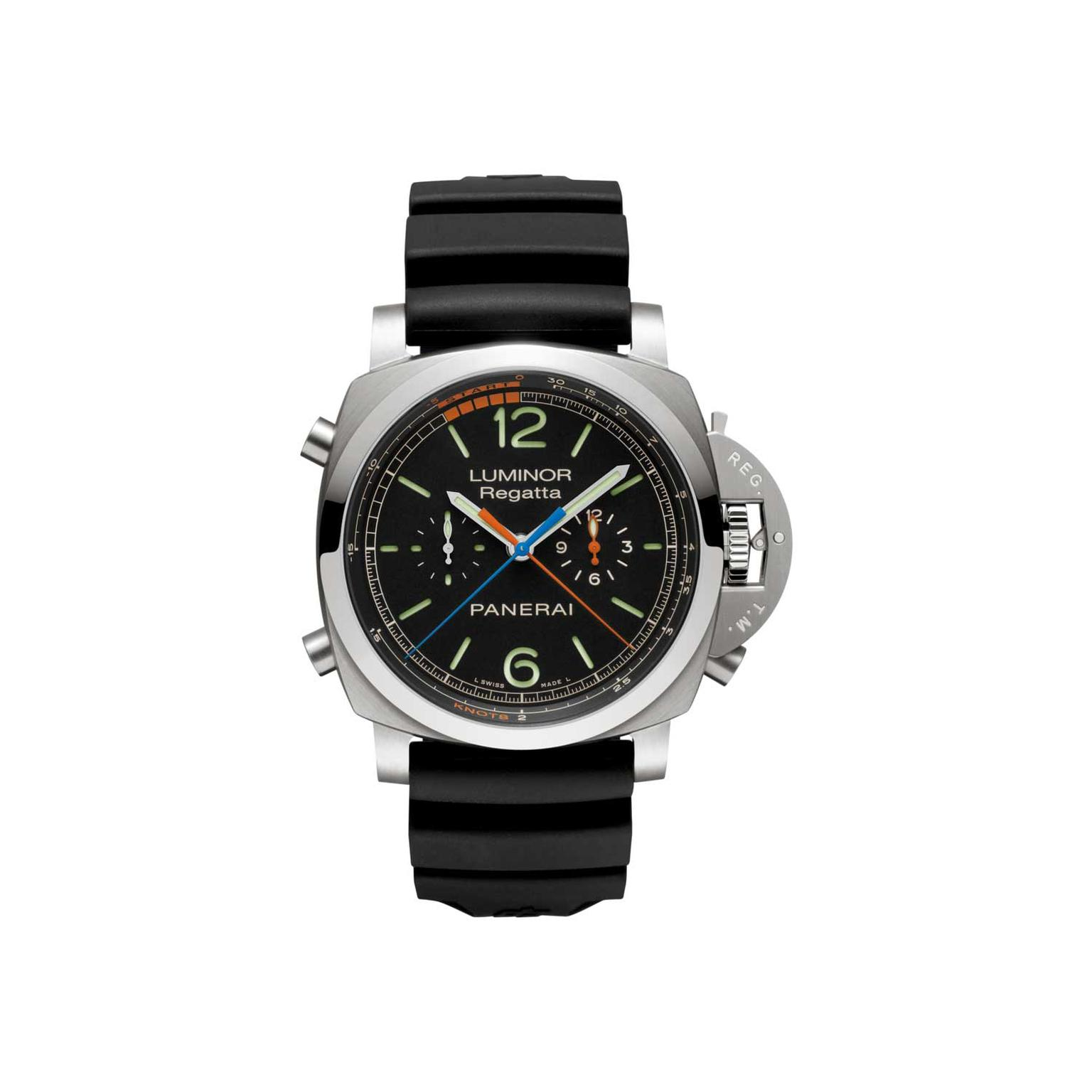 Panerai Luminor 1950 Regatta titanium