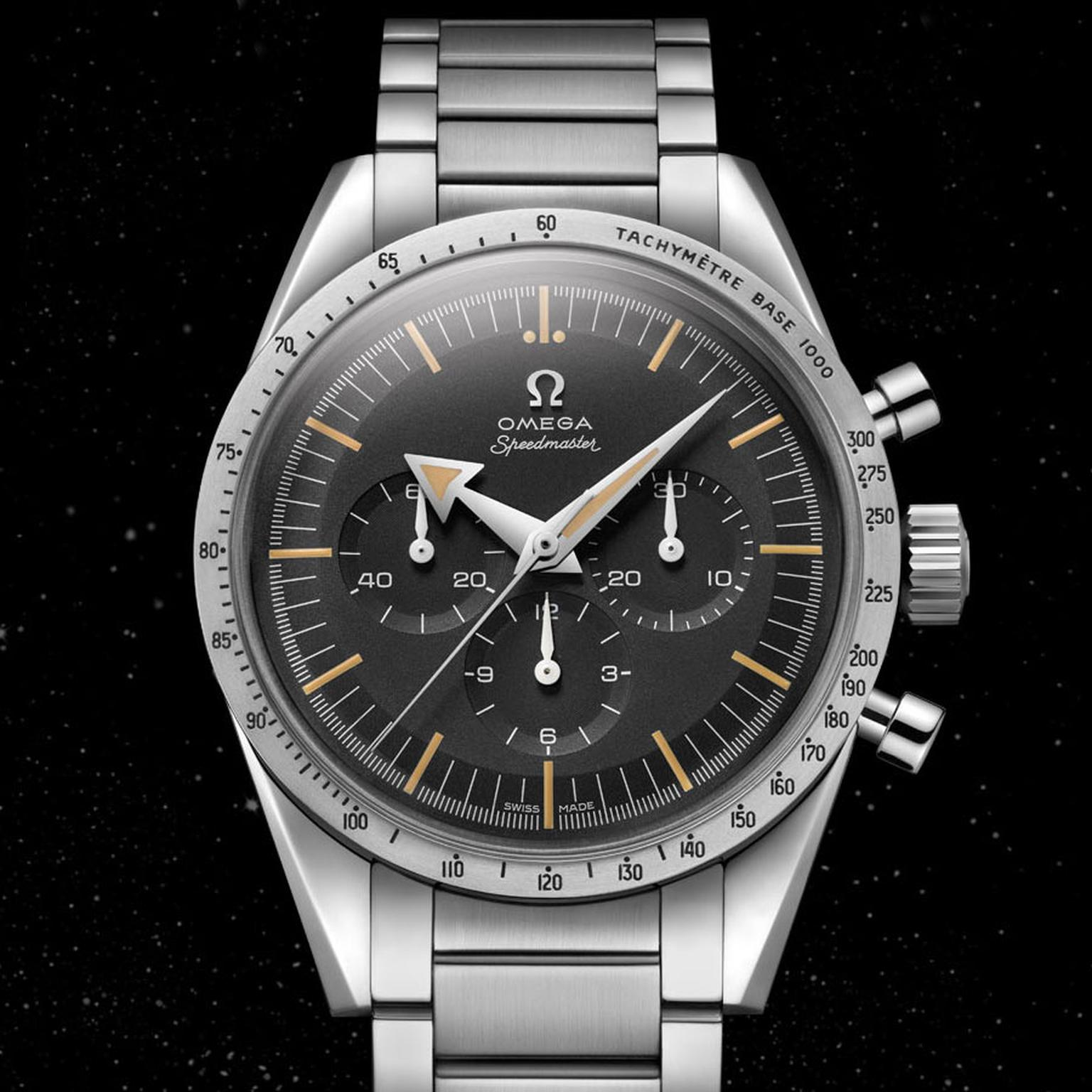 Omega Speedmaster 60th Anniversary edition watch