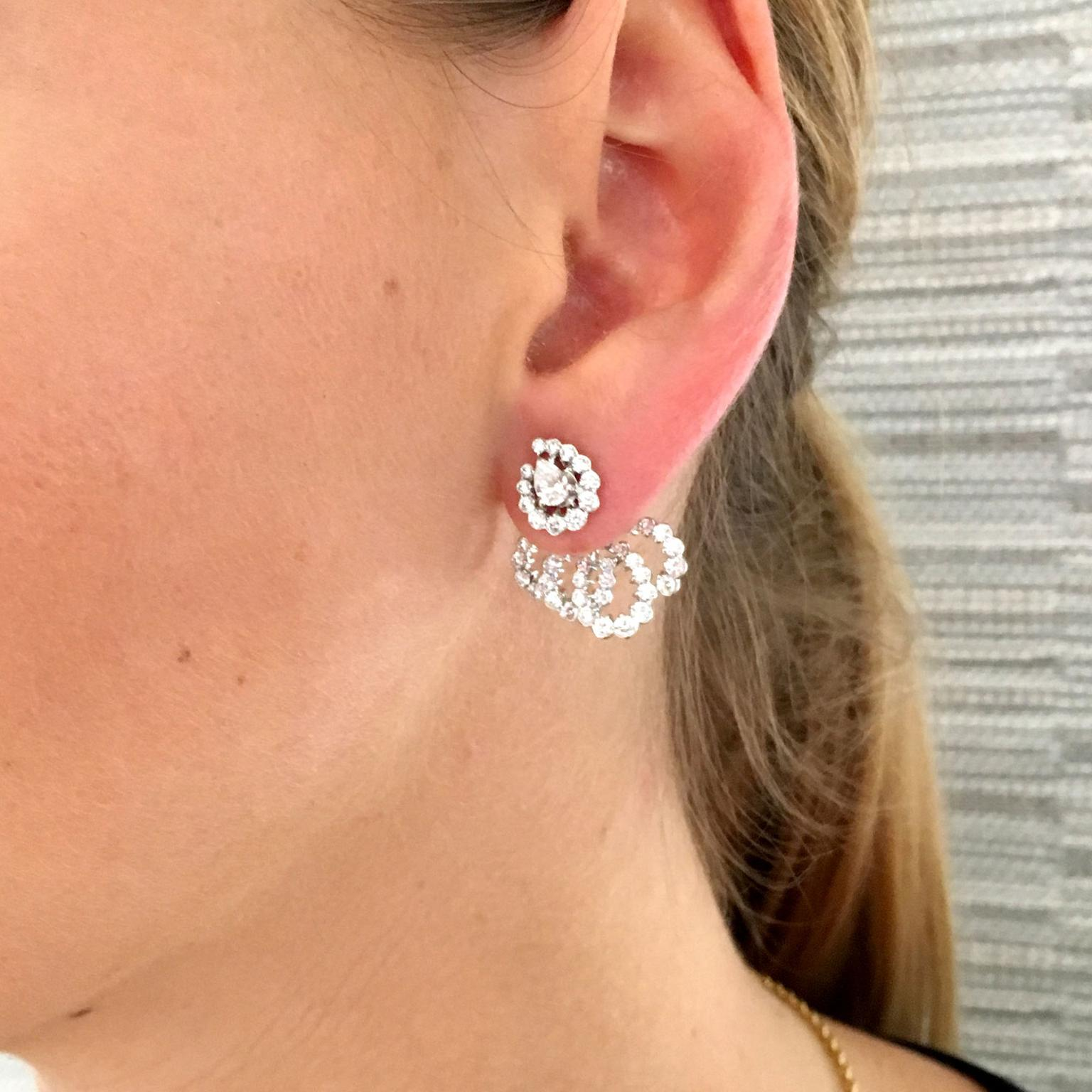 Dior Millieu du Siècle earrings