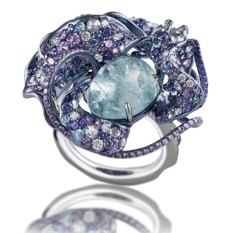 Nuray ring Bright Moon from Neha Dani