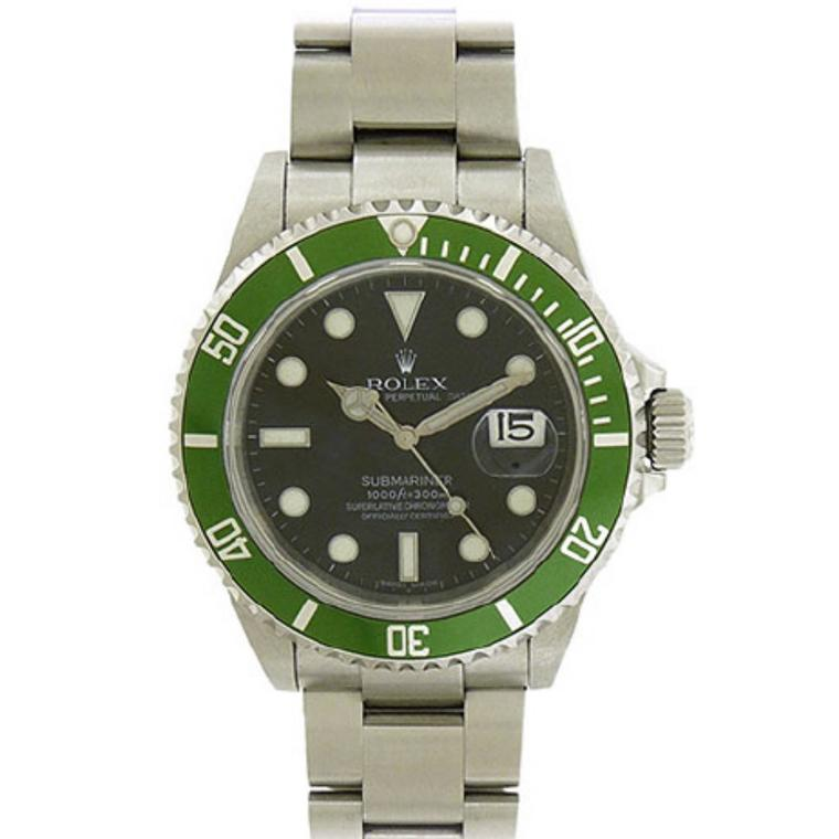 50th anniversary Rolex Submariner watch from the Aaron Faber Gallery