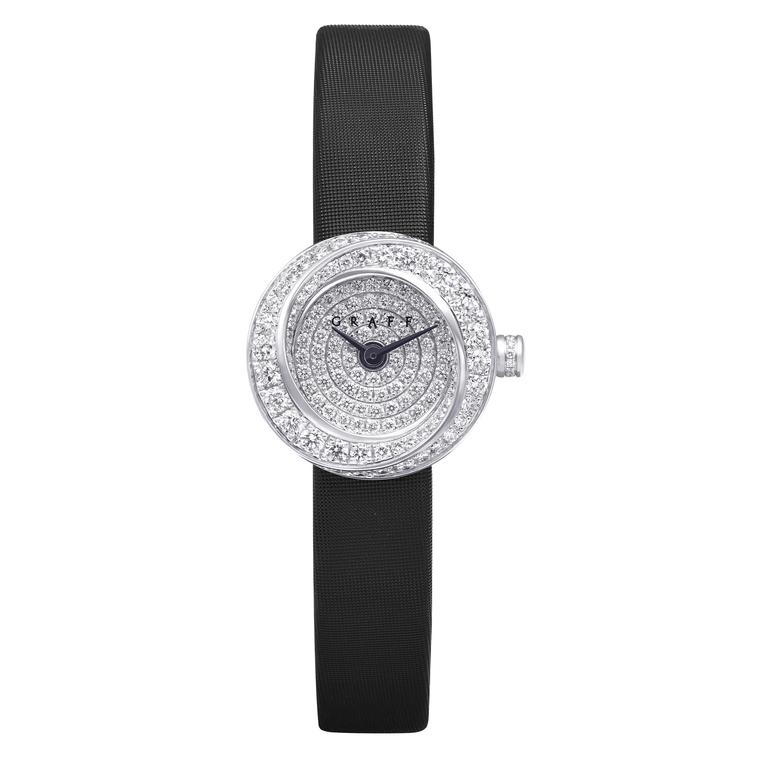 Graff Diamond Spiral watch