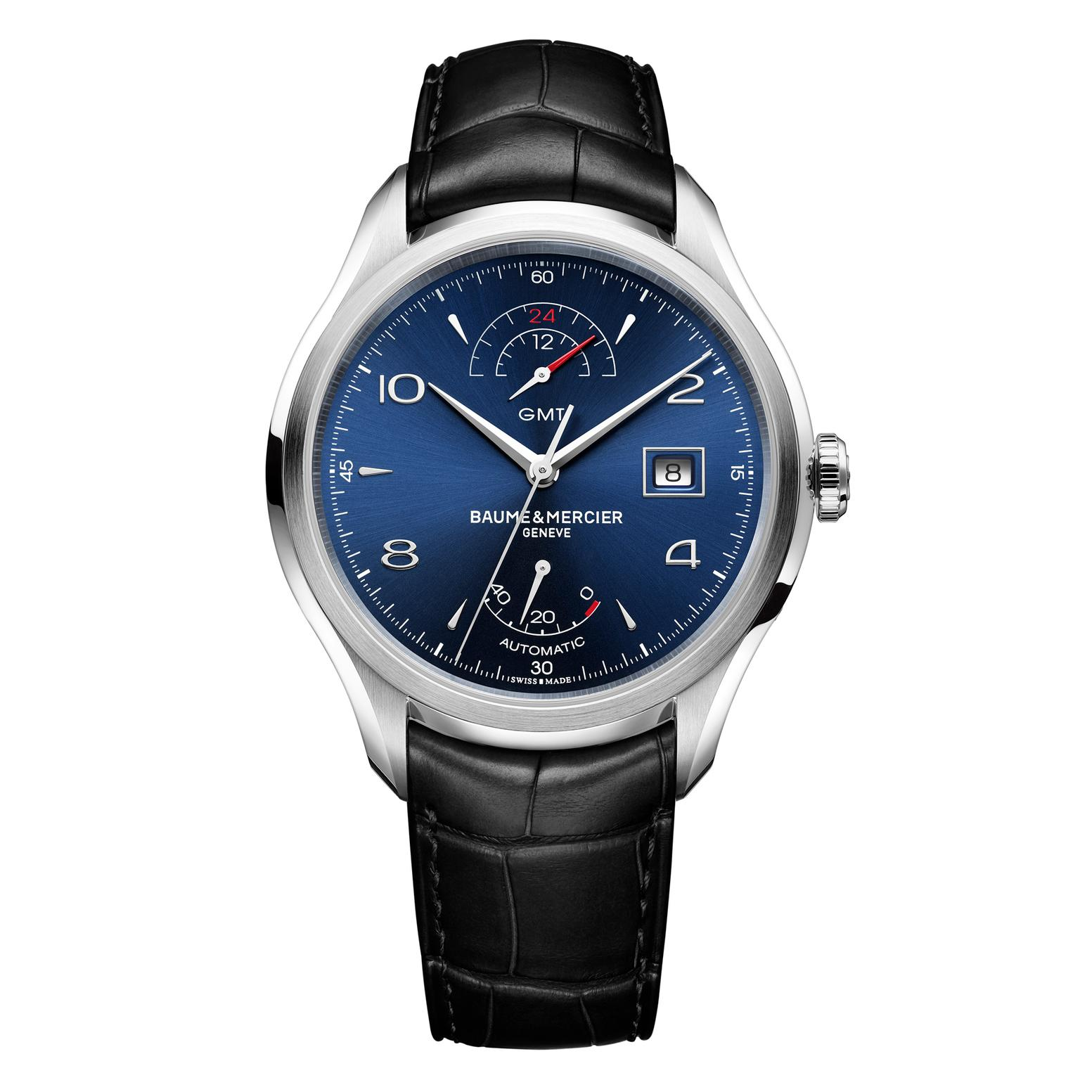 Baume & Mercier Clifton GMT Power Reserve