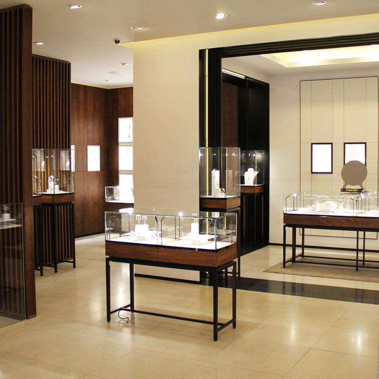 Georg Jensen Boutique in London