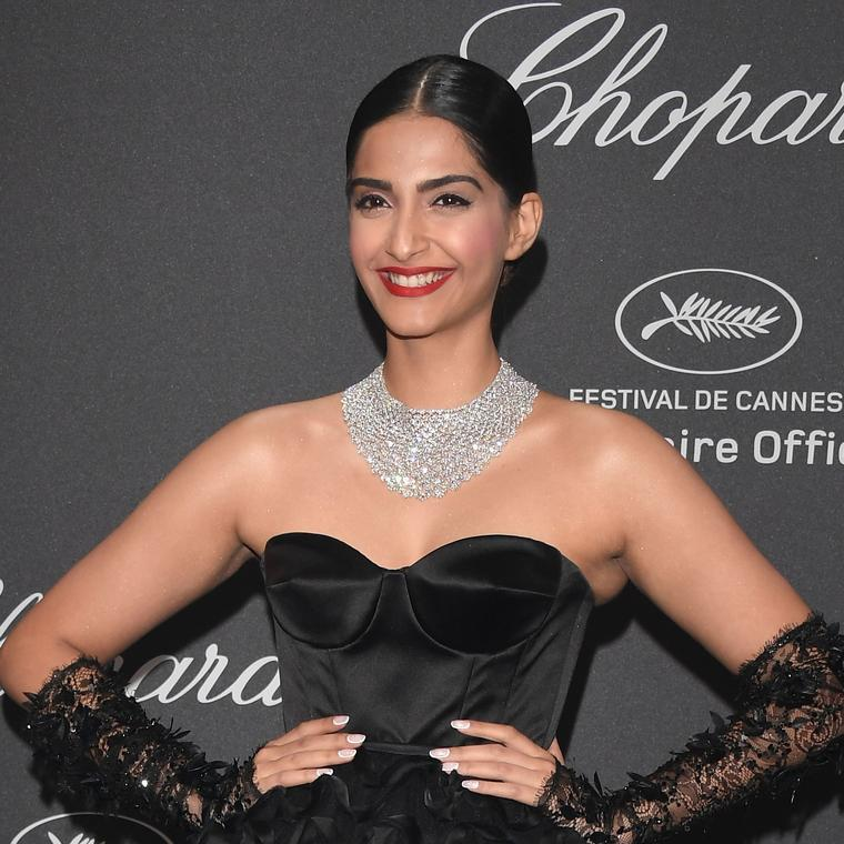 Cannes 2016 Day 8: Sonam Kapoor in Chopard