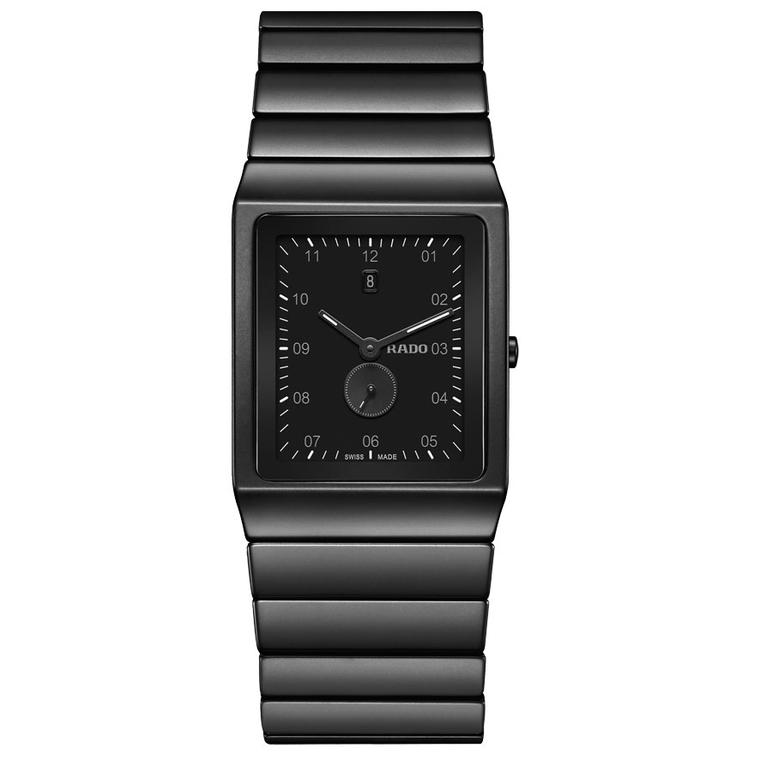 Rado Ceramica men's ceramic watch