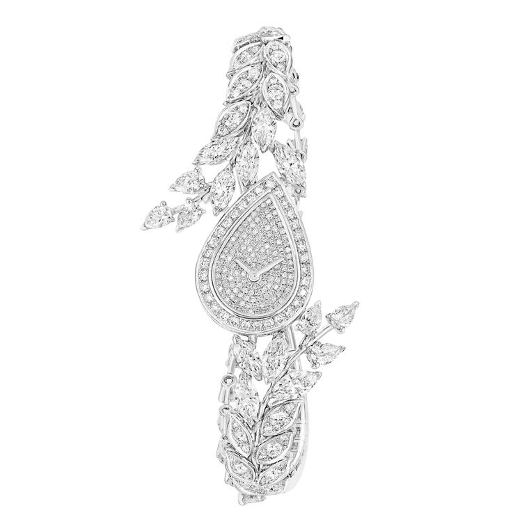 Chanel Les Blés Brins de Diamants diamond watch
