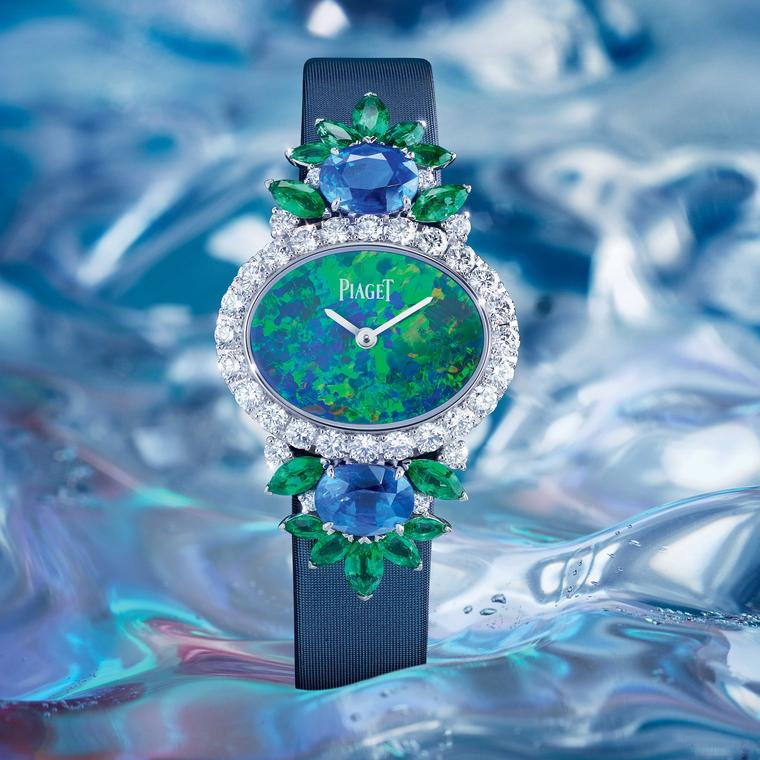Piaget Sunlight Escape  Colourful Symphony Watch