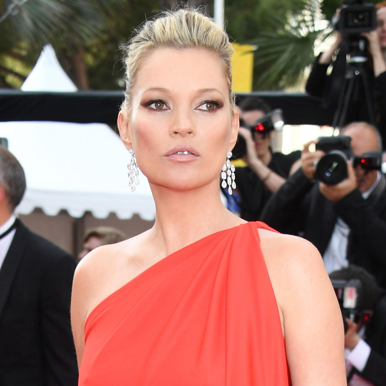 Cannes 2016 Day 6: Kate Moss in Chopard