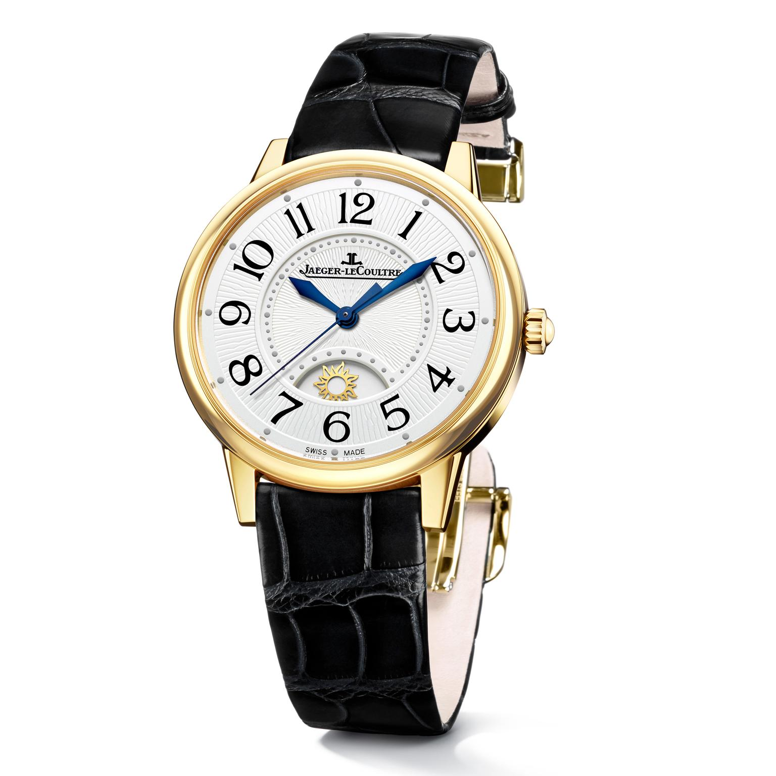 Jaeger-LeCoultre Rendez-Vous Night & Day Medium in yellow gold