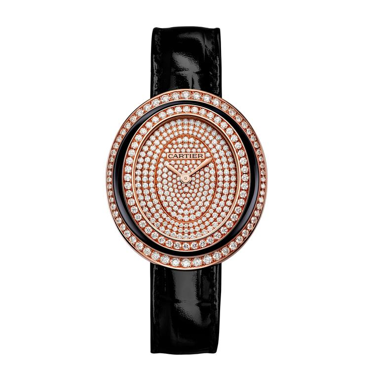 Hypnose Large pink gold 37.8mm watch