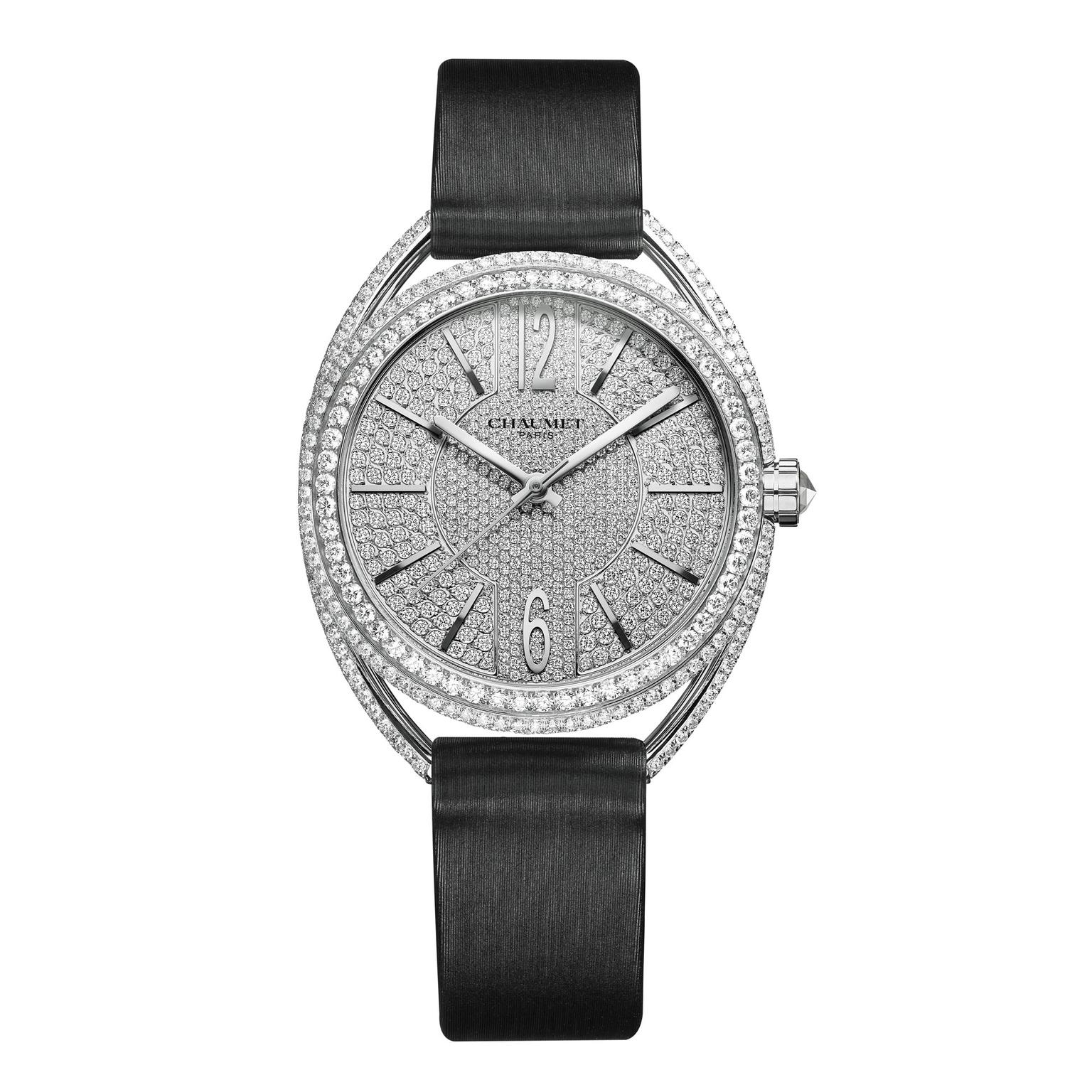Liens de Chaumet diamond watch