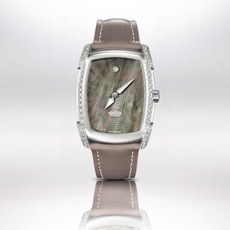 Kalpa Donna Anniversaire watch with mother-of-pearl dial