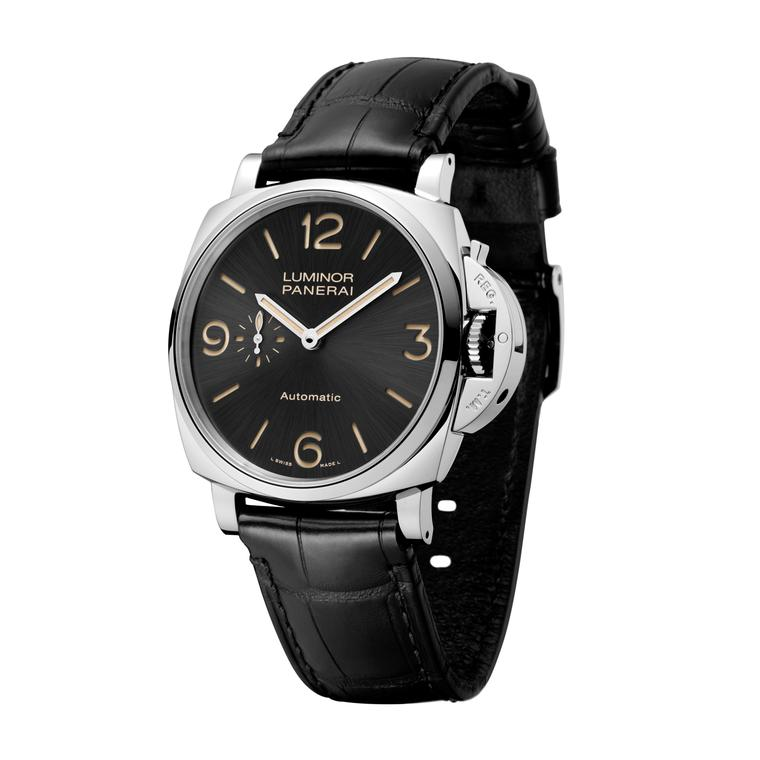 Panerai Luminor Due 45mm steel