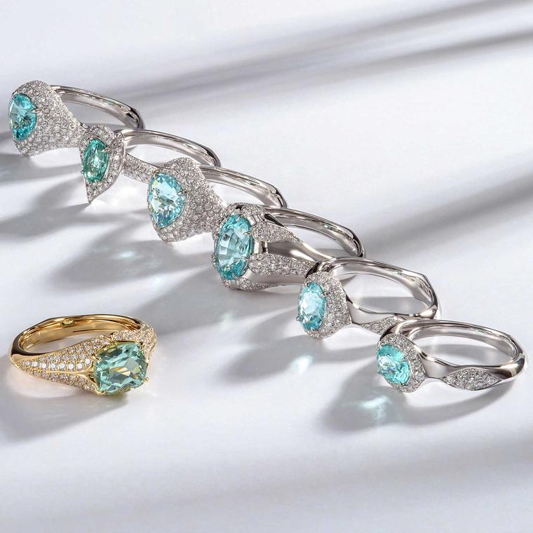 Paraiba tourmalines: the fascinating story of a rare gem