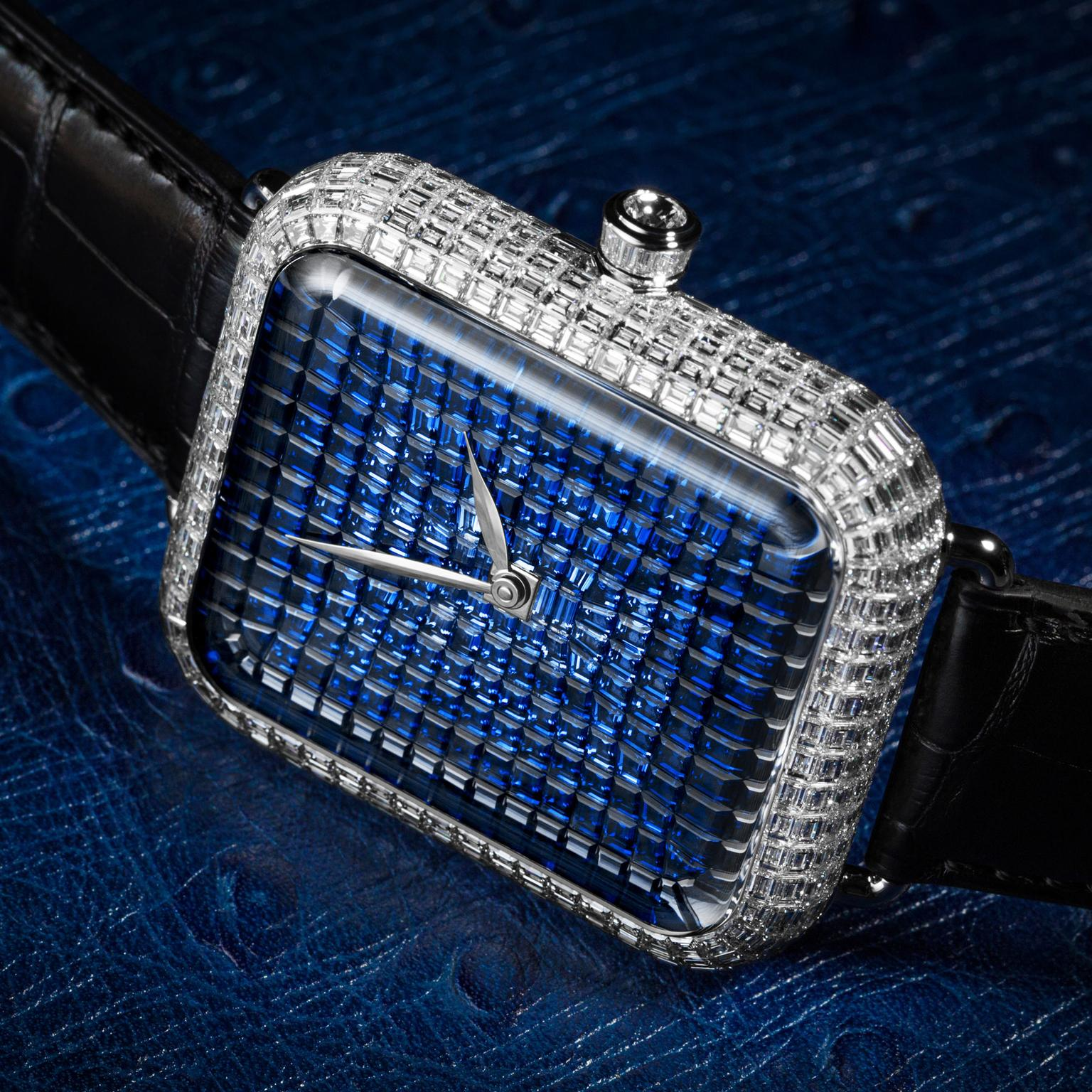 H. Moser & Cie Swiss Alp Watch on the Rocks