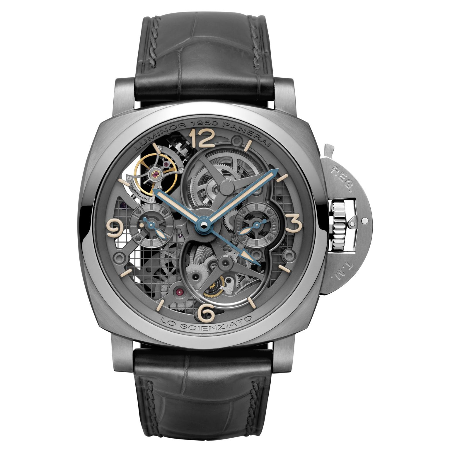 PANERAI Lo Scienziato watch