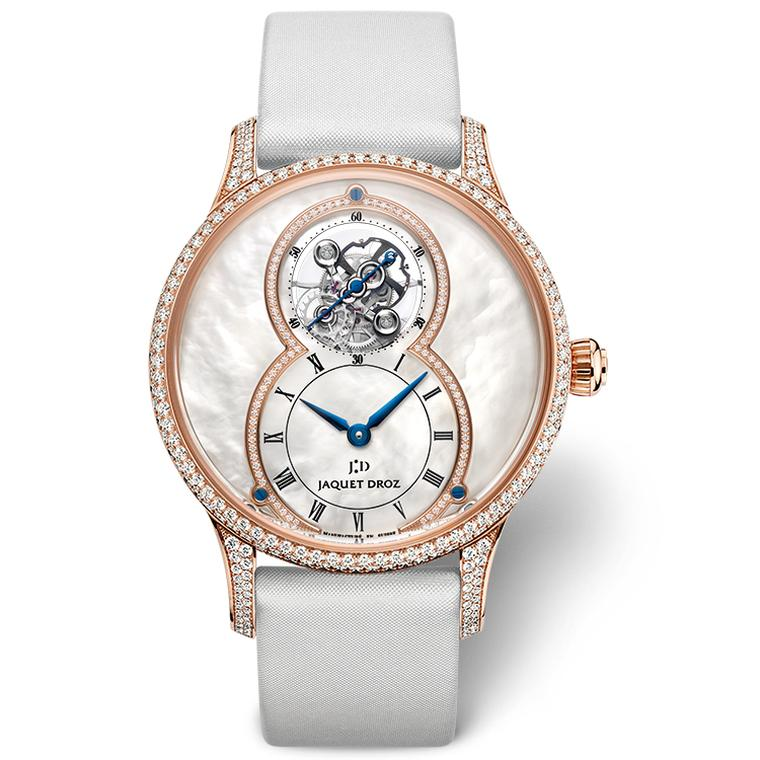 Jaquet Droz Grande Seconde Tourbillon watch