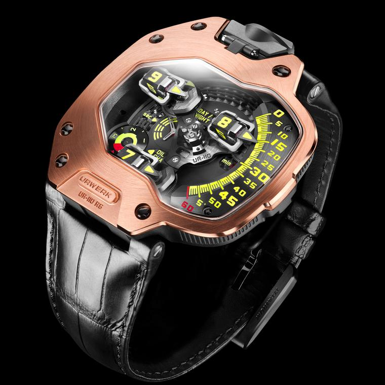 Urwerk UR-110RG watch