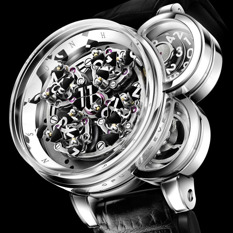 Harry Winston Opus Eleven watch